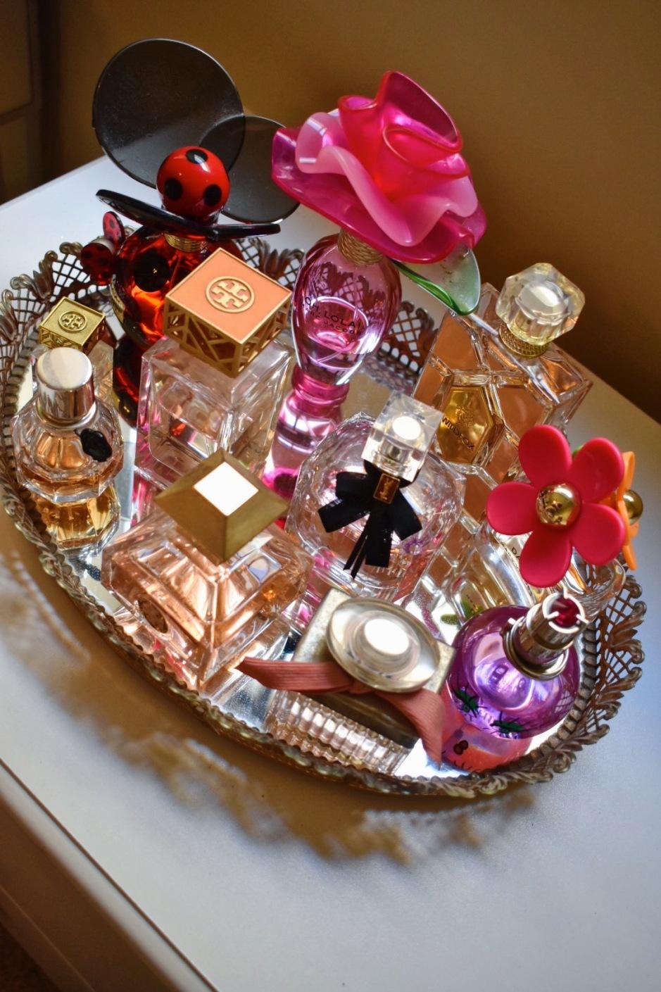 Flirty floral, vanilla, musky fragrance faviorites